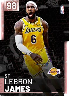 (3) Custom Cards - 2KMTCentral Mvp Basketball, Basketball Leagues, Basketball Legends, Basketball Cards, Lebron James Lakers, King Lebron James, King James, Tyra Banks Show, Nba Sports