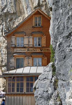 Bergrestaurant Aescher