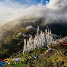 Standing here at the top of Chele La Pass in Bhutannearly 4000 meters above sea levelits hard to describe the feeling of being surrounded by some of the highest peaks in the Himalayas. Up here as the wind blows through the thousands of prayer flags its easy to get lost in the moment and just stare off into the infinite distance around you.  If you want to join me on a two week adventure in this extraordinary country Ill be leading a Photo Tour from October 4th - 17th where well be exploring…