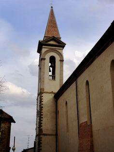 The church of Borghetto, Tavarnelle - Photo by Bianca Corti