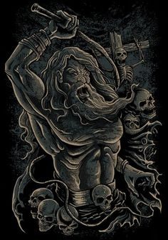 1000  Images About ART By HenRyZoel On Pinterest Grim Reaper Viking