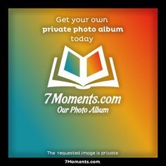 7Moments is about private photo albums with people you care about.