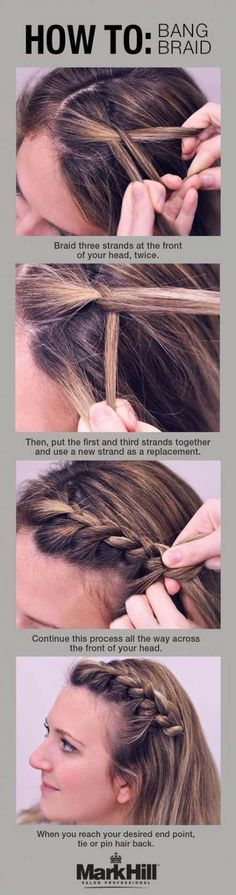 Love Easy hairstyles for long hair? wanna give your hair a new look? Easy hairstyles for long hair is a good choice for you. Here you will find some super sexy Easy hairstyles for long hair, Find the best one for you, Coiffure Hair, Tips Belleza, Pretty Hairstyles, Natural Hairstyles, Latest Hairstyles, Hairstyles Haircuts, French Hairstyles, Medium Hairstyles, Bob Hairstyles How To Style