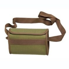 Bisley Clay Shooters Cartridge Bag Canvas Cartridge Case Holds four boxes of 25 Cartridges Adjustable Canvas