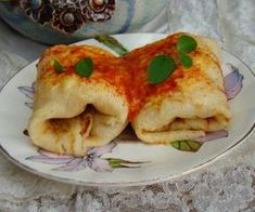 Piwne naleśniki z kurczakiem Recipies, Favorite Recipes, Dinner, Vegetables, Breakfast, Ethnic Recipes, Pierogi, Food, Naan