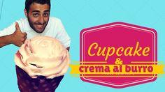 Ricetta semplice e veloce per preparare i deliziosi e bellissimi dolcetti americani a casa vostra! con tanto di crema al burro!