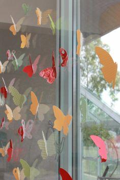 festa borboleta