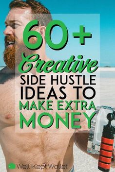 Check out these sixty plus legit ideas to put more money in your pocket today.