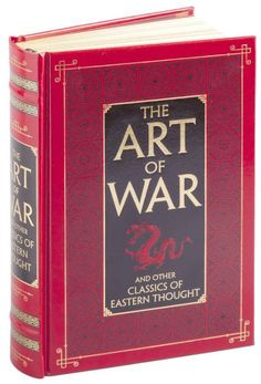 The Art of War by the Chinese general Sun Tzu is one of the most influential books of military strategy ever written. For more than 2,000 years, its...