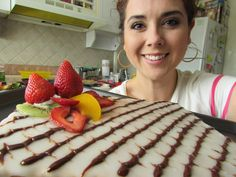 pastel de mil hojas