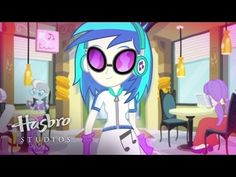 """Okay... In the words of Leonardo Dicaprio: """"You had my curiosity, but now you have my attention."""" ~Sidewinder --- MLP: Equestria Girls - Rainbow Rocks EXCLUSIVE Short - """"Music to My Ears"""" - YouTube"""