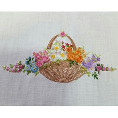 #embroidery #handembroidery  #embroiderie #needlework #handcaft #broderie #gachi
