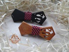 #menaccessories #woodmade #madeinukraine #stylish  #cufflinks #woodencufflinks #woodenbowtie #bowtie #handcrafted #etsy #woodwork #superman #superhero
