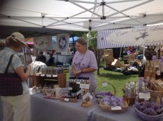 Cave Creek Lavender at Blanco Lavender Festival 2014. Catch her at Fredericksburg Trade Days every month but July....Beatrice is going back to France for a family vacation.