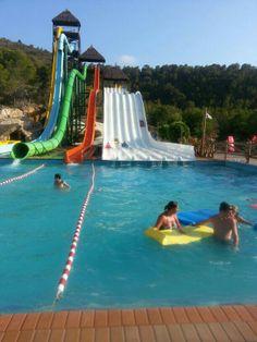 Parque Acuatico Aqualandia