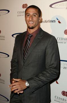 Colin Kaepernick Pro football player and honoree Colin Kaepernick attends the 28th Anniversary Sports Spectacular Gala at the Hyatt Regency Century Plaza on May 19, 2013 in Century City, California.