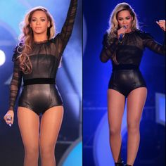 "Beyonce performs at ""Chime for Change"""