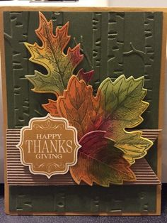 Amazing Handmade Thanksgiving Card Ideas Give thanks for your own handmade Thanksgiving cards! Thanksgiving is one of the best times of the year to spend with family and those you love. Diy Thanksgiving Cards, Holiday Cards, Thanksgiving Pictures, Happy Thanksgiving, Thanksgiving Prayer, Thanksgiving Drinks, Thanksgiving Appetizers, Thanksgiving Outfit, Thanksgiving Decorations