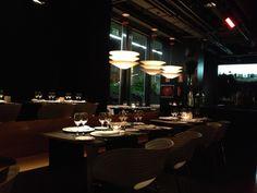 Negro-Rojo Restaurant en Barcelona, Cataluña Address: Avinguda Diagonal, 640, 08017 Barcelona  Phone: 934 05 94 44