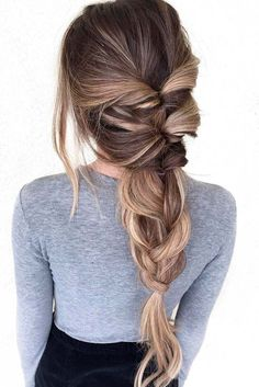 Cute and Easy Hairstyles with Braids picture 3
