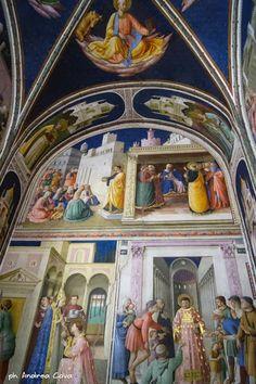 il volto della realtà: Cappella Niccolina - Palazzo Apostolico Vaticano
