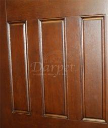 Dark Walnut Exterior Fiberglass Door | Darpet Interior Doors for Chicago Builders & Mahogany Exterior Fiberglass Door 640 | Darpet Interior Doors for ... Pezcame.Com