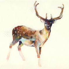 deer + socks = please