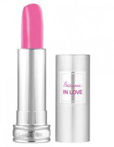 Baume in love, Lancôme - 10 rouges à lèvres rosés pour une bouche naturelle - Elle