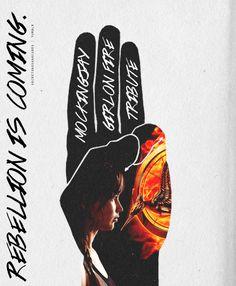 Hunger Games Fan Art | Katniss Everdeen | Three Finger Solute | Rebellion | Mockingjay