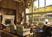 Dining at The Ritz-Carlton Club, Vail