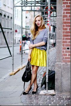 Cómo reciclar tus prendas pasadas y convertirlas en última tendencia invierno 2012