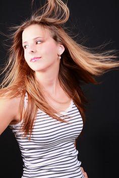 Wind in the hair, author: Daniel BORIS