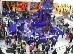 Cadbury - Musical Chocolate Fountain