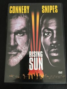 Rising Sun (2005) - DVD Connery, Snipes