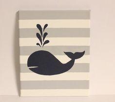 nautical nursery wall decor boy/girl by JessieAnnCreations on Etsy