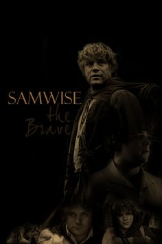 The Return of the King was on today and I ended up watching it again, not sure why.  I confess that once again, Samwise makes me cry.  He's such a good, brave and loyal friend.  I am always annoyed as hell with Frodo, but I love my Sam.