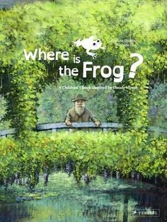 New arrival: Where Is the Frog? by Geraldine Elschner
