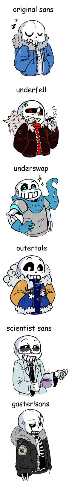 CHOOSE YOUR SANS: TURBO EDITION!>>>> I choose...... ALLLLLLLLLLLLLLLLLLLLLLLLLLLLLLL