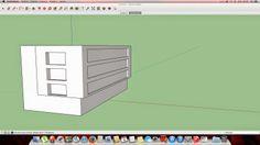 Empezando a modelar el edificio
