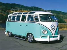 Legends and Legacies: Volkswagen Type 2 (Camper) Volkswagen Transporter, Volkswagen Bus, Vw Camper, Campers, Volkswagen Beetles, Vans Surf, Land Cruiser, Vw T1 Samba, Combi Ww