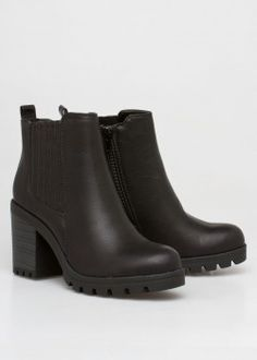 Blake chelsea boot, μαύρο