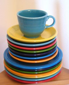 For those of you wanna be hipsters with no imagination, I give you fiestaware . . .