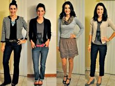 """LOVE THIS! EASY!~M """"Building a mom-friendly wardrobe off neutrals you already own!"""""""