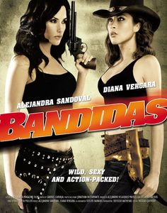 Poster Of Bandidas (2006) In Hindi English Dual Audio 300MB Compressed Small Size Pc Movie Free Download Only At freehdmovies716.blogspot.com