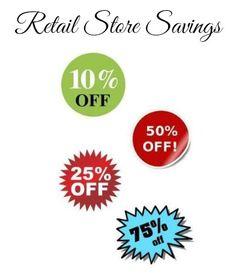 Ways to SAVE at 8 Popular Retail Stores eye-candi.net