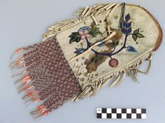 Bag - Minnesota Chippewa - ca. 1885-1900