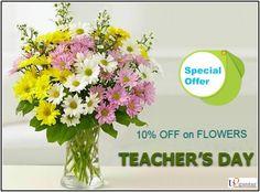 Express your Gratitude to Teachers by sending Gifts on #TeachersDay Click here to send online: http://is.gd/Teachersday