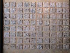 Maja hieroglifák