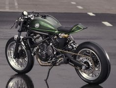 hd48 cafe racer - Google Search