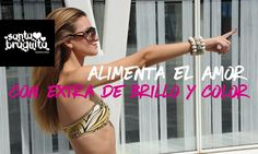 """🍒 Compra tus bikinis diferentes en www.santabraguita.com y te regalamos uno de nuestros tangas playeros! Utiliza el Cupón """"JUNIOALSOL"""" con compras superiores a 75€! Para Santa Braguita Lovers! #fashion #swimwear #surf #fashionblogger #blogger #ibiza..."""